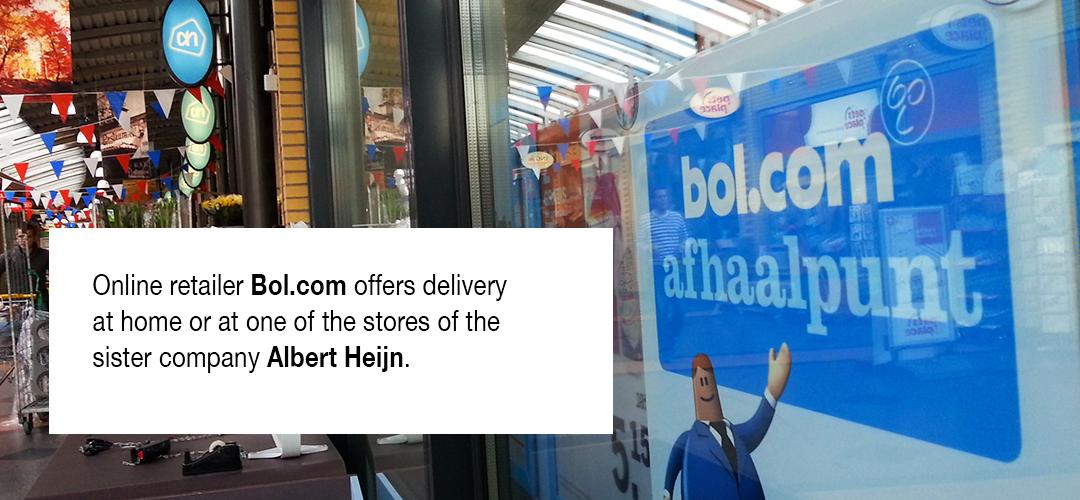 Bol.com / Albert Heijn