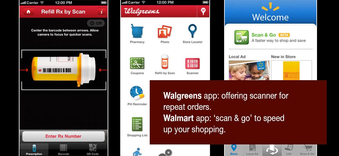 Walgreen-Walmart