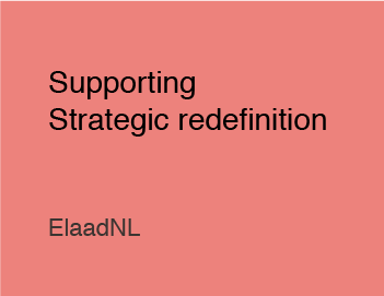 ElaadNL supporting strategic redefinition